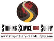 Striping Service And Supply